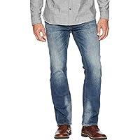 Buffalo SIX-X Straight Jeans For Men - Blue 34 (BM22028-419)