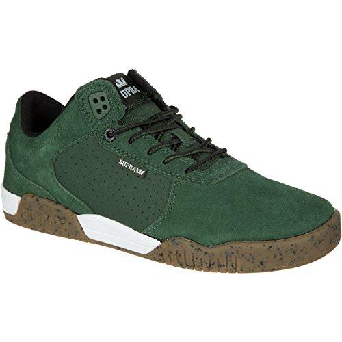 Supra - Ellington, Sneaker Basse Uomo Vert - Gomme