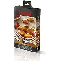 Tefal XA801512 Snack Collection Mini Madeleine Accessoire pour Croque Gaufre
