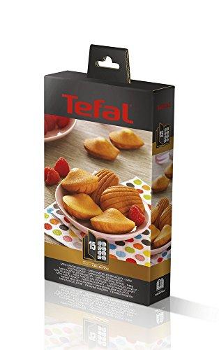 TEFAL - Coffret Mini madeleine 2 plaques pour Snack Collection - XA801512