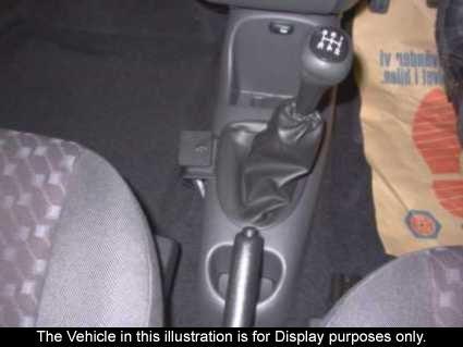 DSL-Brodit ProClip Lexus SC Serie Konsole Halterung 2001–2010Für alle Länder–# 630515 (Sc-konsolen)