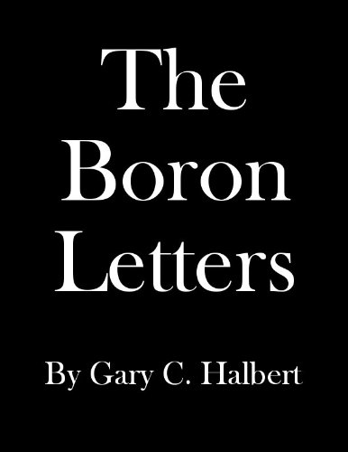 The Boron Letters (English Edition)