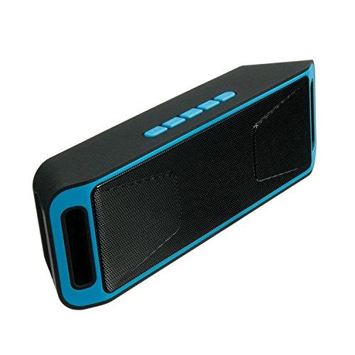 Mini altavoz Bluetooth portátil altavoz Bluetooth estéreo inalámbrico flash USB FM Radio Reproductor MP3Soporte TF tarjeta