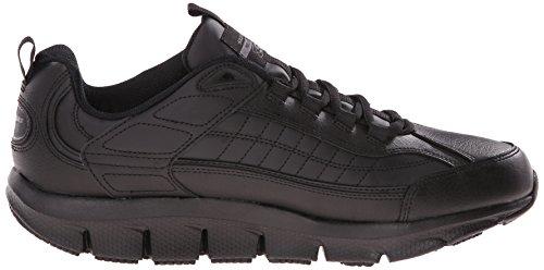 Skechers For Work 76990 Liv Sr Brawney Shape Ups Shoe travail Black