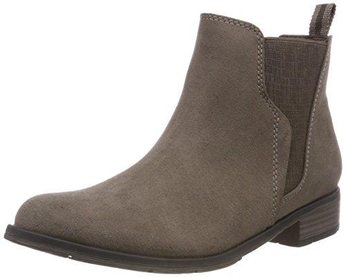 MARCO TOZZI Damen 2-2-25321-31 301 Chelsea Boots, Braun (Pepper Comb, 42 EU