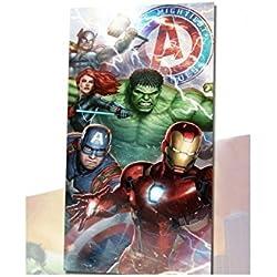 Disney-Avengers Toalla, dis74, 70x 140cm