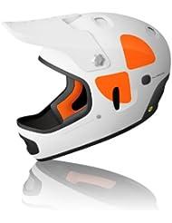 POC Cortex Dh - Casco de esquí para adulto blanco blanco Talla:M-L