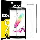 NEW'C Verre Trempé pour LG G4 Stylus,[Pack de 2] Film Protection écran - Anti...