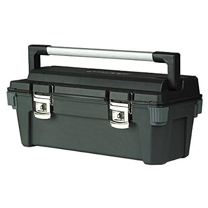 """Stanley 1-92-258 - Caja Pro con cierres metálicos 26""""/65cm"""