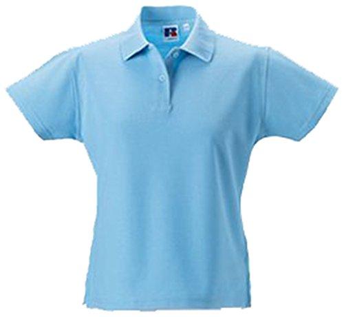 Jerzees - Polo -  Femme Bleu ciel