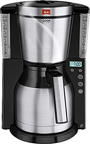Melitta Thermo-Kaffeeautomat ''Look IV Therm Timer'' schwarz