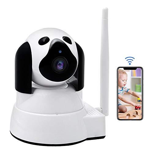 skamera,LXMIMI Babyphone mit Kamera 720P HD Wireless Sicherheitskamera, Zwei-Wege-Audio, Nachtsicht, Remote Motion Detect Alarm, Baby /Ältere /Haustier / Kindermädchen Monitor ()
