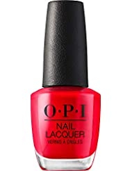 OPI Vernis à Ongles Nuances de Rouge, 15 ml