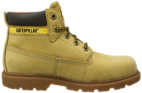 Caterpillar Unisex-Kinder Colorado Plus Kurzschaft Stiefel Gold (Kids Honey Reset)