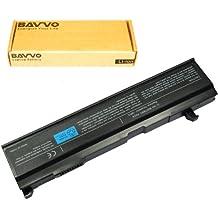 Bavvo Batería de Ordenador 6-células compatible con Toshiba PA3465U-1BRS
