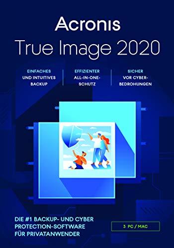 Acronis True Image 2020 - 3PC