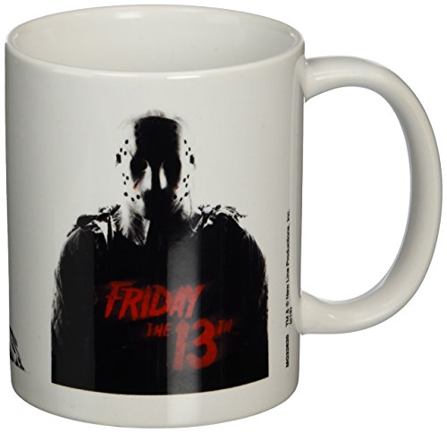 Kaffeetasse-Jason Voorhees (Voorhees Gesicht Jason)