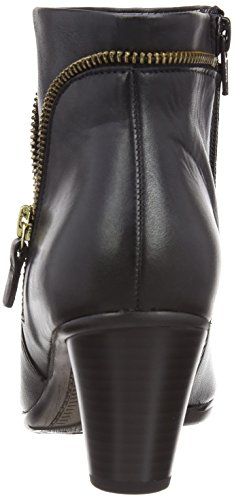 Gabor Onida, Stivali donna Nero (Black Leather (Micro))