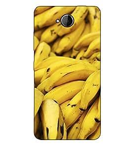 Fuson Designer Back Case Cover for Microsoft Lumia 650 :: Microsoft Lumia 650 Dual SIM (Banana Fruits Healthy Natural )