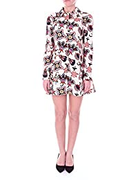 Valentino NB0AE2903KK Kurzes Kleid Damen