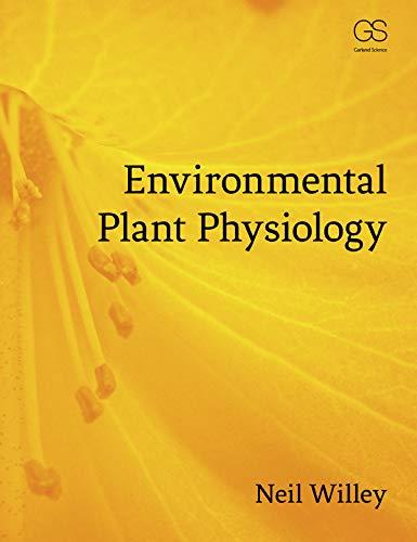 Environmental Plant Physiology (English Edition)