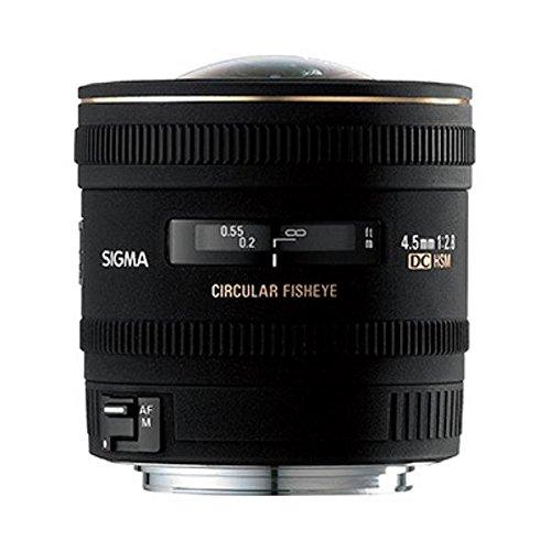 Sigma 4.5mm f/2.8 EX DC HSM Circular Fisheye PENTAX