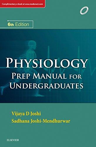 physiology prep manual for undergraduates ebook vijaya d joshi rh amazon in