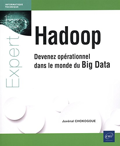 Hadoop : Devenez opérationnel dans le monde du Big Data par From Editions ENI