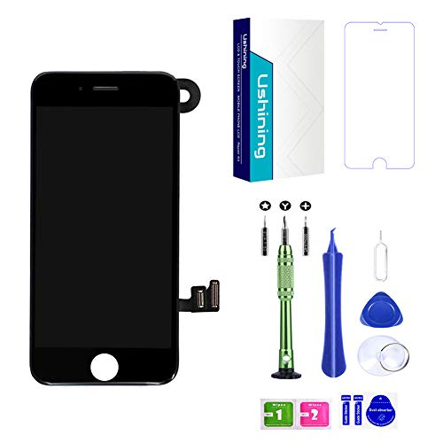UBaymax Kit de Reemplazo Compatible con iPhone 5S Blanco con Herramientas Magn/éticas y Pantalla T/áctil LCD