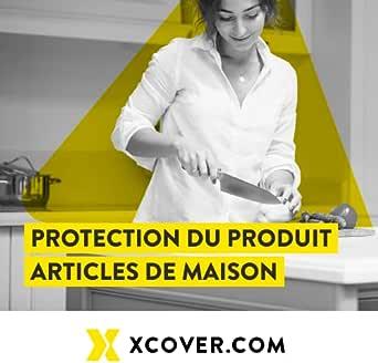 XCover 2 Ans de Protection du Produit pour Articles de Maison de 30€ à 39.99€