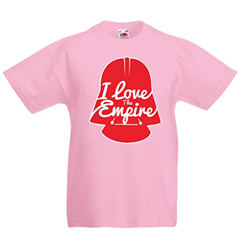funny-t-shirts-for-kids-i-love-the-empire-7-8-years-pink-multi-color