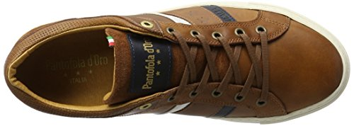 Pantofola d'Oro Monza Uomo Low, chaussons d'intérieur homme Braun (Tortoise Shell 013)