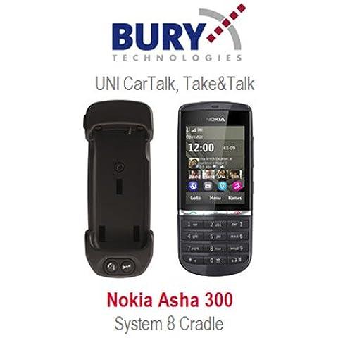 THB Bury Nokia ASHA 300 Take and Talk 8 per sistema