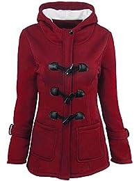 Amazon.it  fiori - 42   Giacche e cappotti   Donna  Abbigliamento 2c729c3f46a