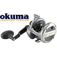 Okuma Magda Linecounter DT MA-15DT-T Multirolle mit Schnurzähler Trollingrolle