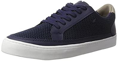 Mens Deby Sh Cmesh/Lea NVY Trainers Boxfresh ZcwBR2