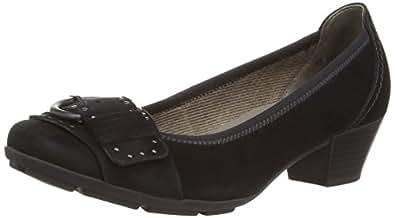 Gabor Womens Cinderella S Court Shoes, Black (Schwarz), 5 UK