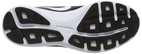 Nike Revolution 3, Chaussures de Running Entrainement Femme Gris (Dark Grey/White/Black)