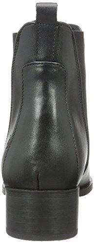 Bronx Damen River Cowboy Stiefel Mehrfarbig (black/gunmetal 188)