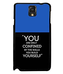 printtech Cool Quotes Success Back Case Cover for Samsung Galaxy Note 3 N9000::Samsung Galaxy Note 3 N9002::Samsung Galaxy Note 3 N9005 LTE