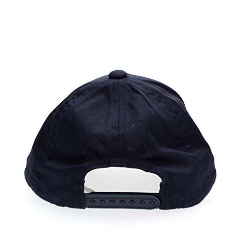 Los Mejores Precios De Venta Emporio Armani EA7 cappello berretto regolabile uomo in cotone originale train b Blu Nicekicks Barato En Línea uowju