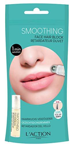 L'Action Paris - Haarwuchsverzögerer Gesicht | Epilation Gesicht für Frauen | Haarentfernung auf der Oberlippe -