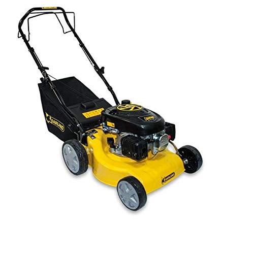Garland GRASS FIRST SG Cortacésped con Motor a Gasolina de 4T y 99 cc, Autopropulsado, Saco de 40 Litros, 40cm Corte, 1.3 kW