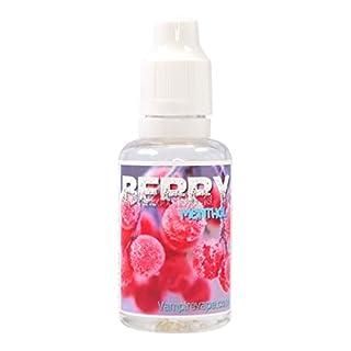 Vampire Vape Aromakonzentrat Berry Menthol zum Mischen mit Basisliquid für e-Liquid, 0.0 mg Nikotin, 30 ml