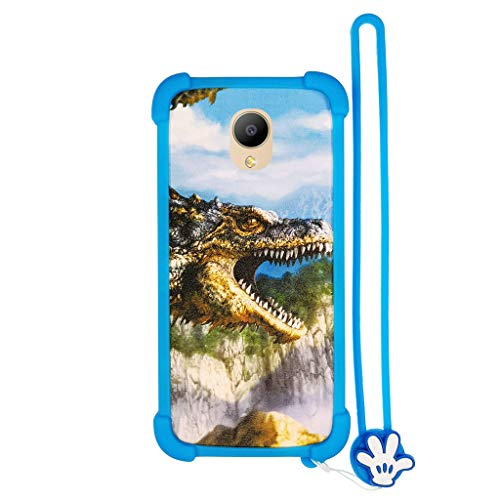 Hülle für elephone p25 hülle Silikon Grenze + PC hart backplane Schutzhülle Case Cover L