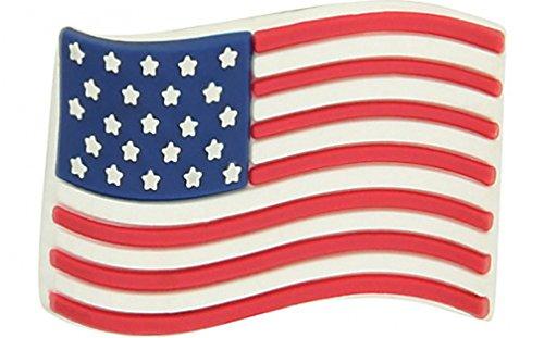 Crocs Jibbitz American Flag (Crocs Usa)