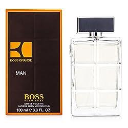 Hugo Boss Boss Orange Man Eau De Toilette Spray 100ml/3. 3oz