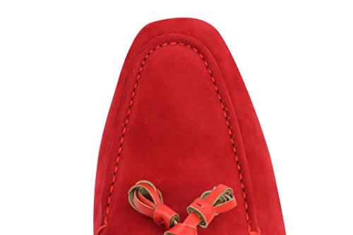 Xposed , Mocassins (loafers) homme Rouge - Rosso (rosso)