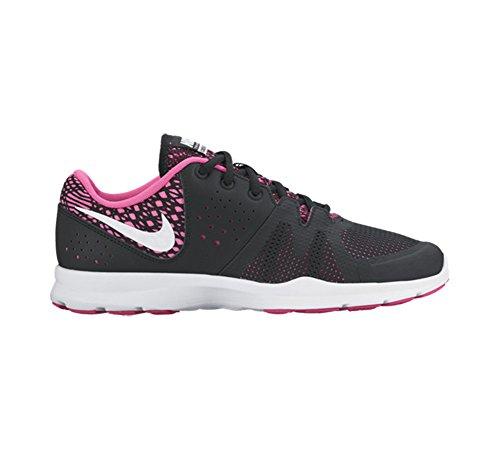Nike 844658-001, Chaussures de Sport Femme Noir