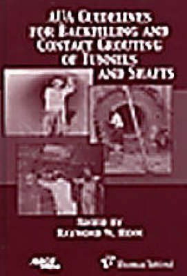 AUA Guidelines for Backfilling and Contact Grouting of Tunnels and Shafts